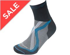 Trilayer Trail Running Light Socks