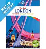 'Pocket London' Guide Book with Pull-out Map