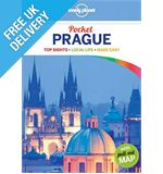 'Pocket Prague' Guide Book with Pull-out Map