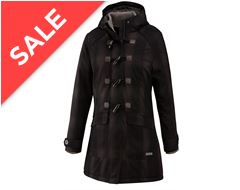 Haven Plaid Women's Parka Jacket