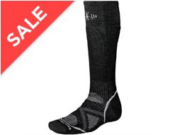 Men's PhD Snowboard Socks (Medium)