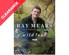 Ray Mears 'Wild Food' Hardback Book