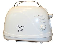 White 2-Slice Toaster (Low Wattage)