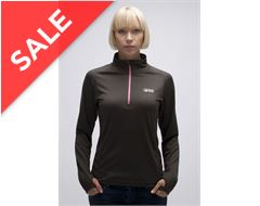 Motion Zip Women's Long Sleeve Baselayer