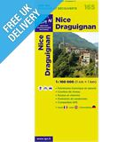 'TOP 100' Series: 165 Nice / Draguignan Folded Map