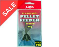 Medium Elasticated Pellet Feeder, 24g