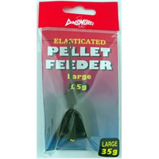Large Elasticated Pellet Feeder, 35g