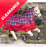 200g Fixed Neck Turnout Rug