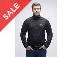 Sprint Zip Long Sleeve Baselayer
