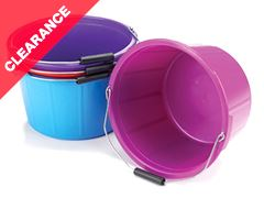 Mould Flex Feed Bucket (20 Litre)