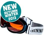 Runner II Ski Goggles (Double Orange Lens)