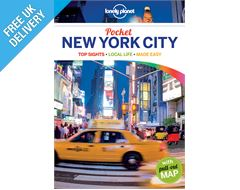 'Pocket New York City' Guide Book