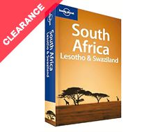 'South Africa, Lesotho & Swaziland' Travel Guide Book