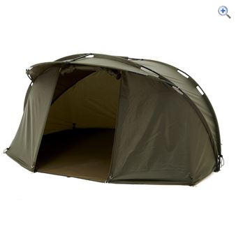Trakker Cayman One Man Bivvy - Colour: Green