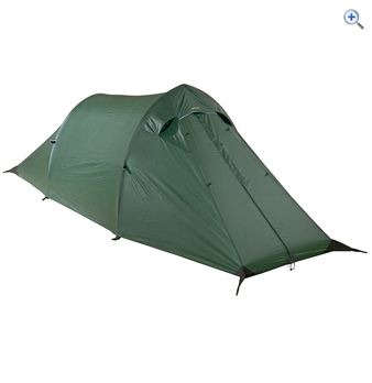 Lightwave t30 Trek Backpacking Tent - Colour: Green
