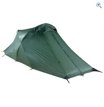 Lightwave g20 Trek Backpacking Tent - Colour: Green