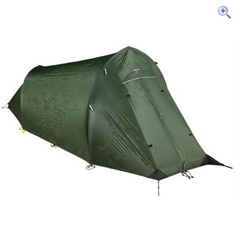 Lightwave t10 Trek Backpacking Tent - Colour: Green