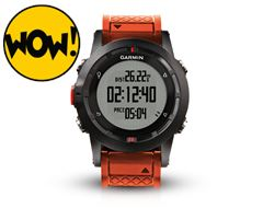 fenix GPS Watch Performer Bundle
