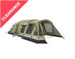 Wolf Lake 5 Family Tent