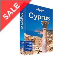 'Cyprus' Travel Guide Book