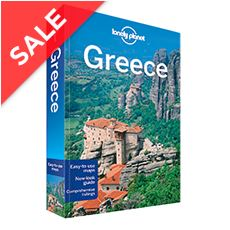 'Greece' Travel Guide Book