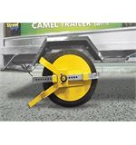 Full Face Wheel Clamp for Trailers (8&quot; - 10&quot;)