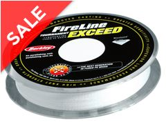 Fireline Tournament Exceed Line (6lb, 125 yards)