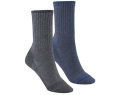 Kids' Walking Socks (2 Pair Pack)