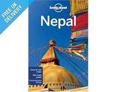 'Nepal' Travel Guide Book
