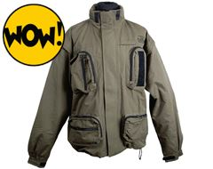 Khaki Fishing Jacket