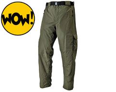 Khaki Fishing Trousers