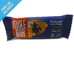 Energy Bar, Chocolate Orange