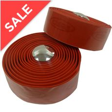 Cushion Cork Bar Tape Red