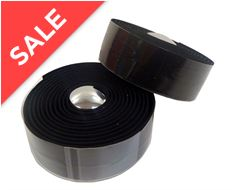 Gel Cork Bar Tape Black