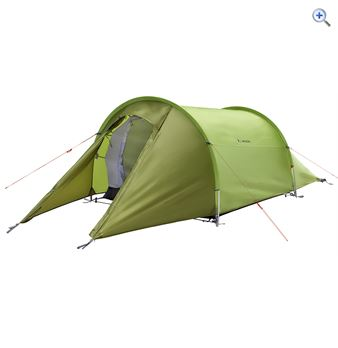 Vaude Arco 3P Backpacking Tent - Colour: CHUTE GREEN