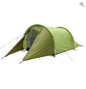 Vaude Arco 2P Backpacking Tent - Colour: CHUTE GREEN