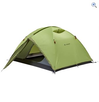 Vaude Campo 3P Backpacking Tent - Colour: CHUTE GREEN