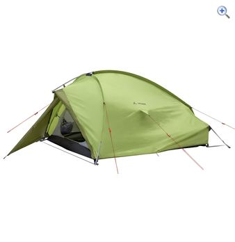 Vaude Taurus 2P Backpacking Tent - Colour: CHUTE GREEN