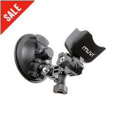 MUVI™ Universal Suction Mount With Cradle