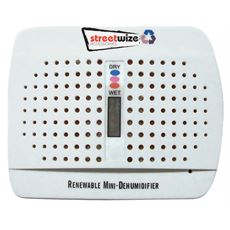 Rechargeable Dehumidifier (Twin Pack)