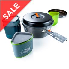 Pinnacle Backpacker Cooking/Dining Set