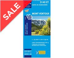'TOP 25' Series: 3140 ET Mont Ventoux Map