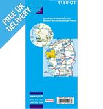 'TOP 25' Series: 4150 OT Porto/ Calanche de Piana /PNR de Corse Map