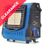 2kW Portable Gas Heater