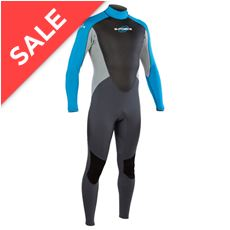 G-Force 3mm Flatlock Summer Steamer Boy's Wetsuit