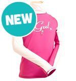 Junior Girl&#39;s Long Sleeve Rashguard