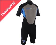 Men's Response 3/2mm Flatlock Summer Shorti Wetsuit