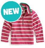 Junior Peachy Girls' Sweatshirt