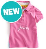 Junior Pippa Girls&#39; Polo
