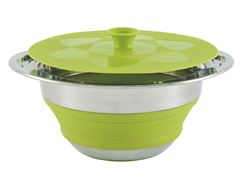 Collaps Pot with Lid (2.5 Litre)